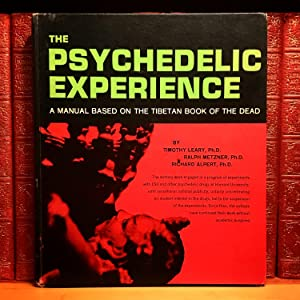 Psychedelic Experience: A Manual Based on the: Timothy Leary, Ralph