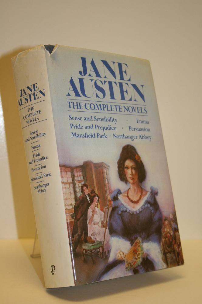 Jane Austen The Complete Illustrated Novels