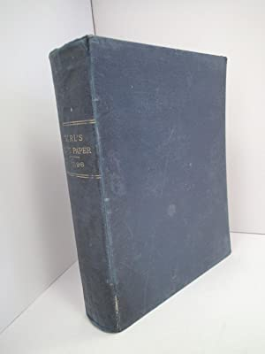 The Girl's Own Annual, XVII, 1896: Various
