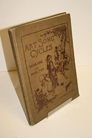Art Song Cycles. Book I And Book 2