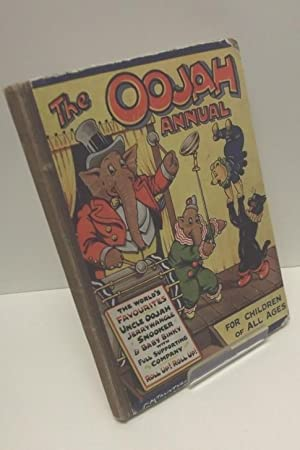 The Oojah Annual: Author