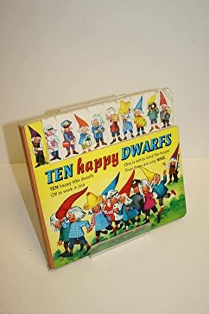 Ten Happy Dwarfs: Author