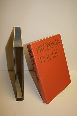 Proxima Thule: HAMERG, Per-Gustav