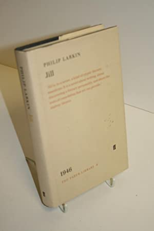 Jill : A Novel: LARKIN, Philip