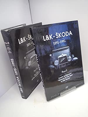 L&K - Skoda 1895-1995;Part I, Laurin &: KOZISEK, Petr &