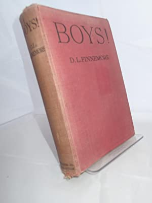 Boys! A Complete Manual for Workers around Boys