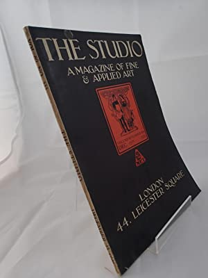 The Studio; A Magazine of Fine & Applied Art; December 15, 1920 Vol 80 No 333: Geoffrey Holme (...