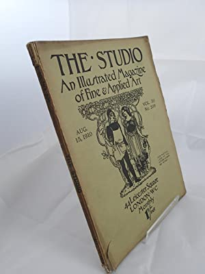 The Studio; An Illustrated Magazine of Fine & Applied Art; August 15, 1910;Vol 50 No 209: HOLME...
