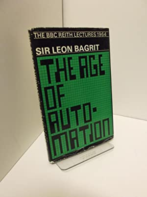 The Age Of Automation: BAGRIT, Sir Leon