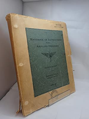 Handbook of Instructions for Airplane Designers: Engineering Division, Army Air Service