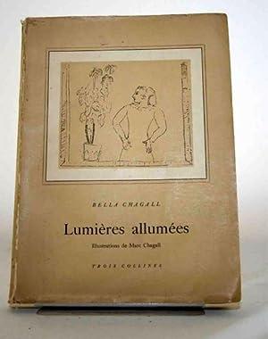 Lumieres Allumees: CHAGALL, Bella