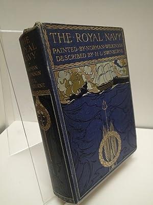 The Royal Navy: SWINBURNE, H Lawrence