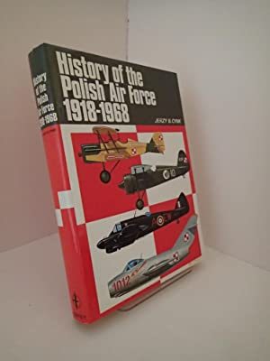 History Of The Polish Air Force 1918-1968: CYNK, Jerzy B