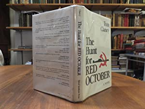 The Hunt for RED OCTOBER **SIGNED**: Clancy, Tom