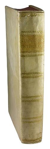 PISCIBUS LIBRI V et de cetis lib.: Aldrovandi Ulisse (1522-1605)
