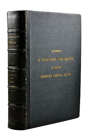 Iconografia della fauna italica per le quattro: BONAPARTE, Charles L.