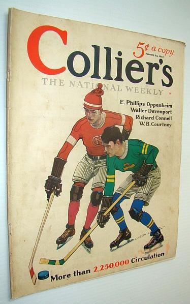Collier's Magazine - The National Weekly: January: Davies, Oma Almona;