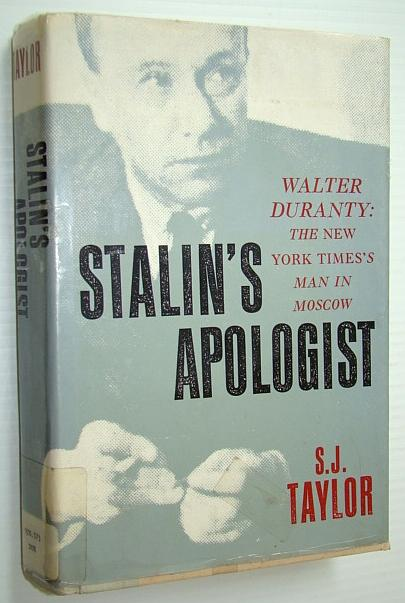 """Image result for """"walter duranty"""" stalin"""