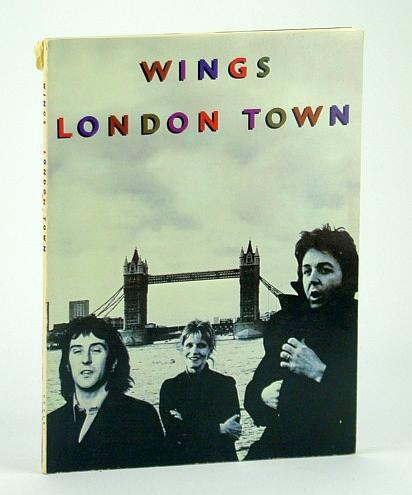 Wings London Town Songbook (Song Book):