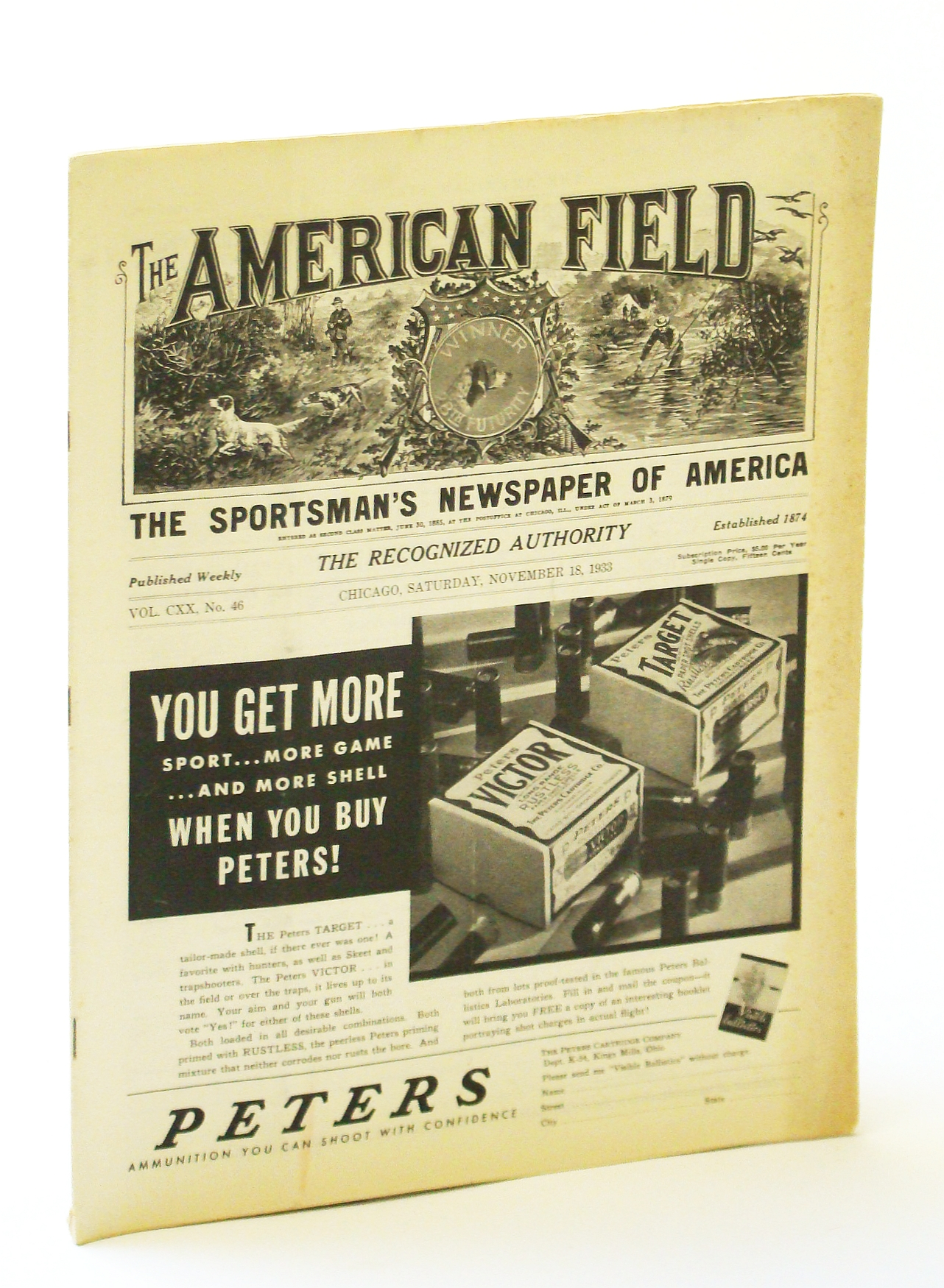 881a89f8be2f45 The American Field - The Sportsman s Newspaper  Young