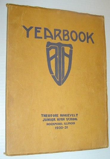 1930-1931 Yearbook of Theodore Roosevelt Junior High: Contributors, Multiple