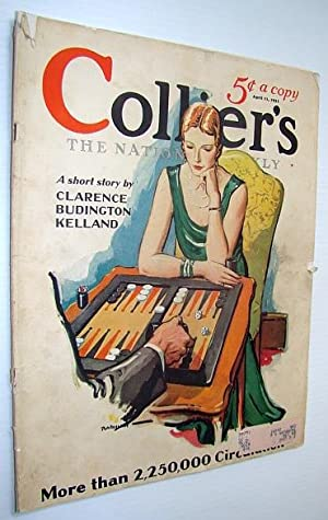 Collier's Magazine - The National Weekly: April: Kelland, Clarence Budington;
