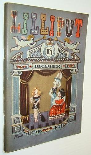 Lilliput Magazine, December 1950: Gulliver, Lemuel; Jenkins,