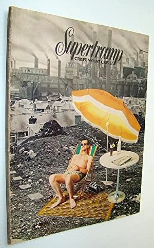 Supertramp - Crisis? What Crisis? - Songbook for Piano and Voice with Guitar Chords: Hodgson, Roger...