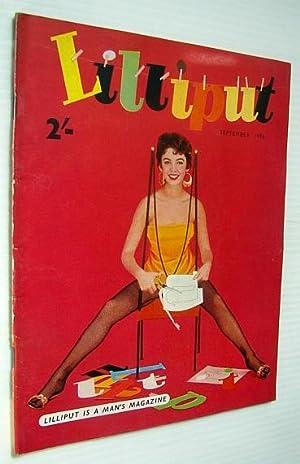 Lilliput Magazine, September 1956 - Jackie Lane: Pope, Dudley; Watney,