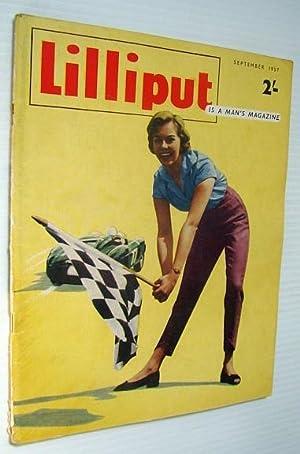 Lilliput Magazine, September 1957: Prebble, John; Whitehill,