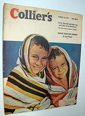 Collier's Magazine, August 21, 1948 - The: Paul, Louis; Child,
