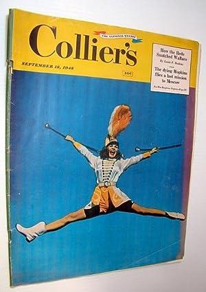 Collier's Magazine, September 18, 1948 - The: Caspary, Vera; Cloete,