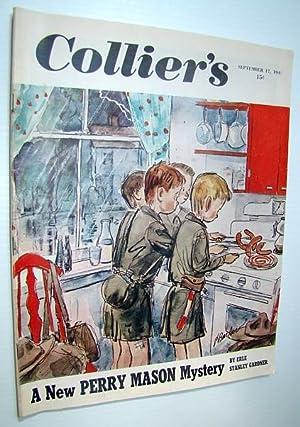 Collier's, The National Weekly Magazine, September 17,: Hessler, William H.;
