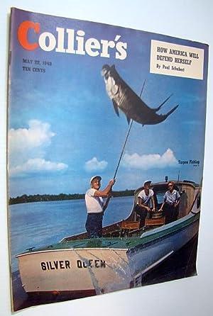 Collier's Magazine, May 22, 1948 - Tarpon: Morgan, Edward P).;