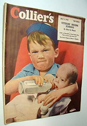 Collier's Magazine, July 3, 1948 - The: White, William Chapman;
