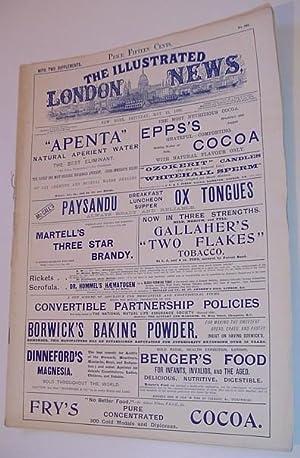 The Illustrated London News, Saturday, June 2, 1900 Vol.116 - No. 3189: Contributors, Various