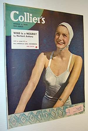 Collier's Magazine, August 3, 1946 - Who: Asbury, Herbert; Matthews,