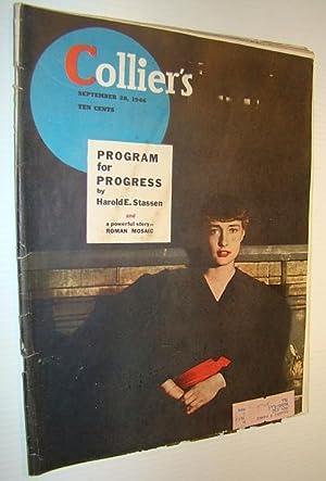 Collier's Magazine, September 28, 1946 - Ted: Johnston, George H.;