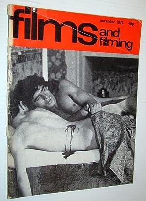 Films and Filming Magazine, November 1973 -: Siegel, Don; Stuart,
