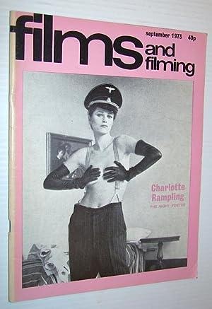 Films and Filming Magazine, September 1973 -: Winner, Michael; Davis,