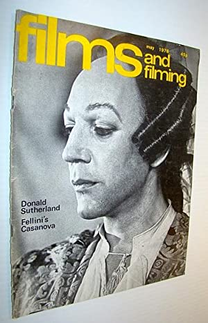 Films and Filming Magazine, May 1976 -: Richards, Dick; Lane,