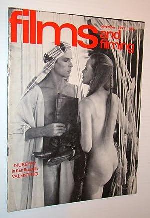 Films and Filming Magazine, November 1977 -: Austen, David; Wise,