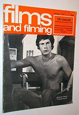 Films and Filming Magazine, January 1977 - Cover Photo of Renaud Verley in L'ete Des Amours: ...