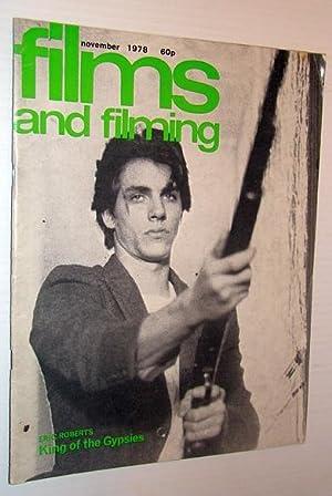 Films and Filming Magazine, November 1978 -: Coburn, James; Lane,