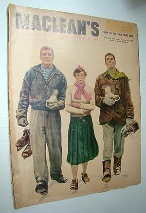 Maclean's - Canada's National Magazine, January 1,: Porter, McKenzie; Margolius,