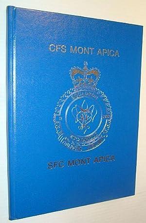 CFS (Canadian Forces Station) Mont Apica / SFC Mont Apica: De Maurivez, Capt. Maurice Anthony ...