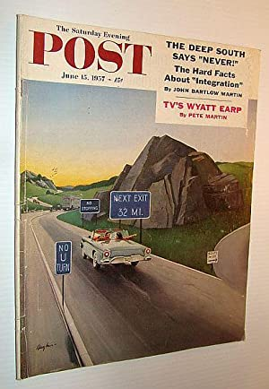 The Saturday Evening Post, June 15, 1957: Sercombe, Ronald; Kay,