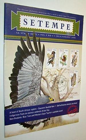 Setempe Magazine - South African Stamp News,: Laubscher, Lappe; Olmesdahl,