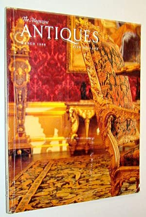 The Magazine Antiques, March1988 - The Photographs: Kisluk-Grosheide, Danielle O.;