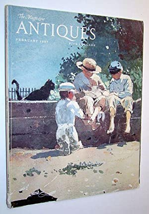 The Magazine Antiques, February 1987 - The: Strickler, Susan E.;